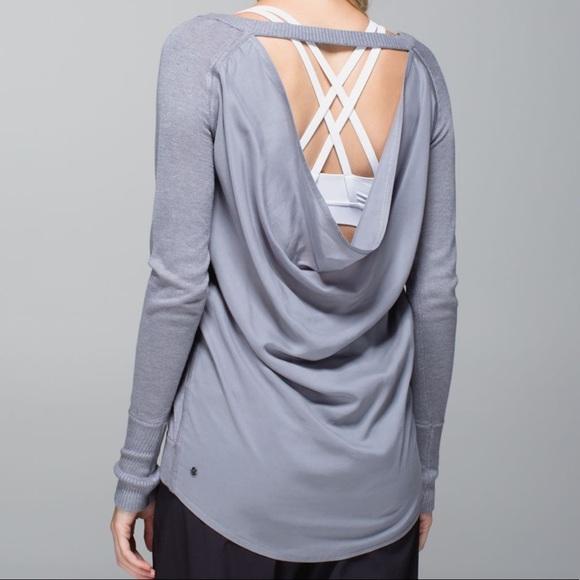 Lululemon // Unity Pullover Sweater Size 6